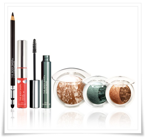 The Body Shop Summer Make-Up