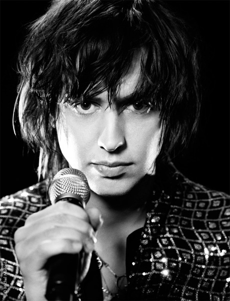 Db portrait julian casablancas copyright michel mallard bd