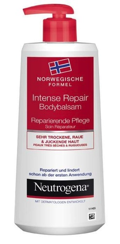 Neutrogena NF Intense Repair Bodybalsam Reparierende Pflege 250ml