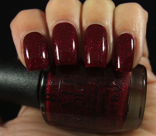 Opi underneath the mistletoe 03