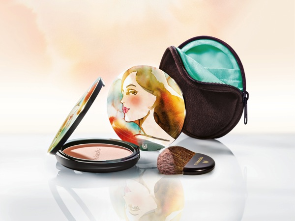 Limited Edition  Bronzing Powder Produkt Presse