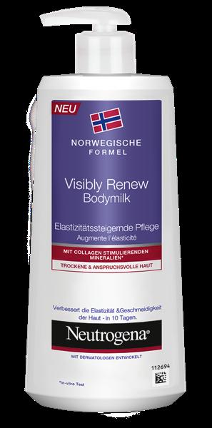 Neutrogena Visibly Bodymilk 400ml