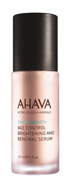 Smooth Age Control Brightening And Renewal Serum high  yostern ahava co il