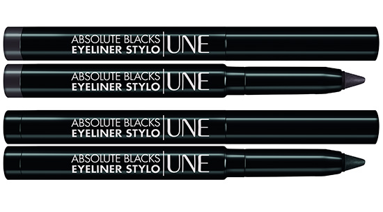 UNE Absolute Black Eyeliner Stylo Black Brown  1