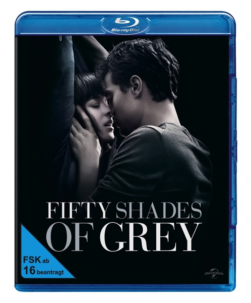 Fifty Shades of Grey Cover BD