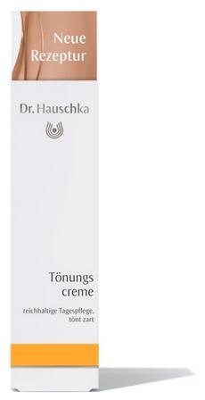 dr hauschka t nungscreme neu formuliert. Black Bedroom Furniture Sets. Home Design Ideas