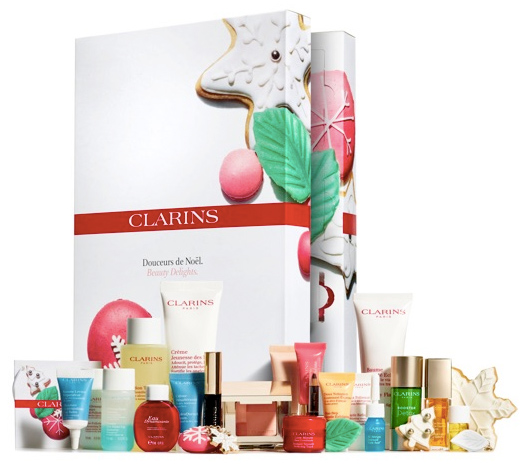 Clarins Adventskalender